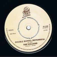 THE MEXICANO Double Barrel Vinyl Record 7 Inch Klik 1976